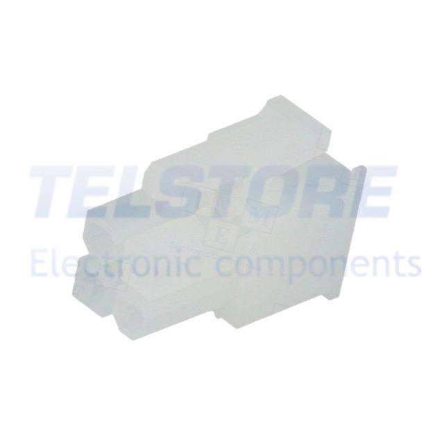 5pcs MX-5557-04R Spina conduttore-conduttore//piastrina femmina PIN 4 4,2mm MOLEX