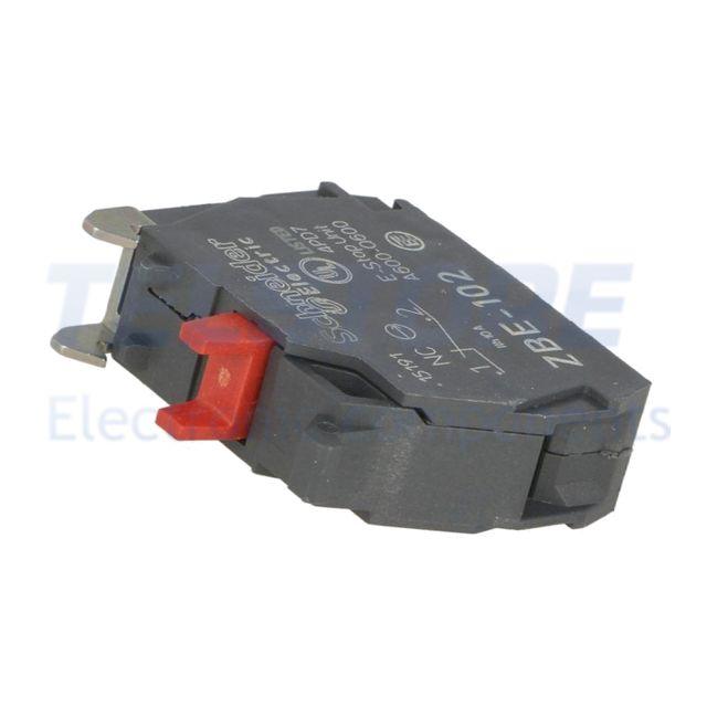 1-pcs-ZBE102-Element-de-contact-NC-3A-240VAC-0-55A-125VDC-22mm-25-70-C-SCHNEIDE