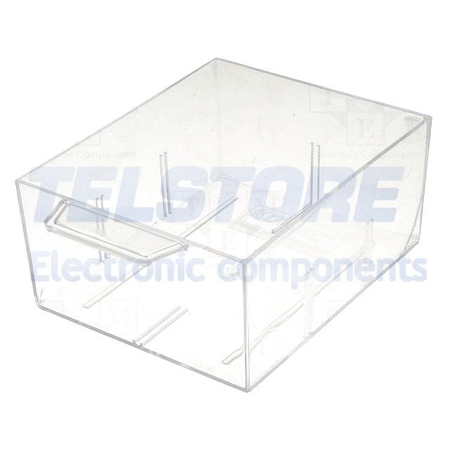 4-pcs-I5970-Cassetto-94x115x51mm-Materiale-del-cassetto-polipropilene-TELSTORE