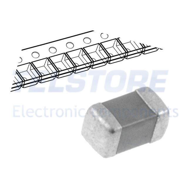 100-pcs-CL10B153KB8NNNC-Condensateur-ceramique-MLCC-15nF-50V-X7R-10-SMD-0603-S