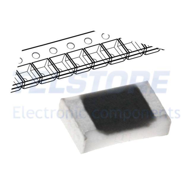 100pcs SMD0805-620R Resistenza thick film SMD 0805 620 ohm 0,125W ±5/% 55÷125°C