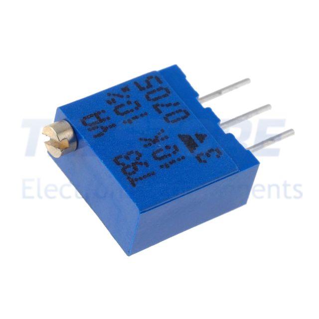 1-pcs-T93YA10K-Trimmer-multigiri-10k-ohm-500mW-THT-10-T93YA-VISHAY